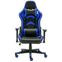 Cadeira Gamer Prizi Warrior - Azul -