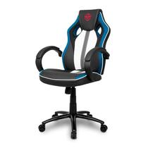Cadeira Gamer TGT Fury Azul, TGT-FUR-BLUE -