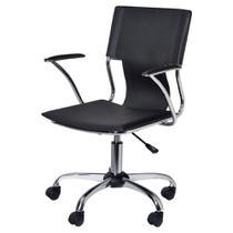 Cadeira Giratória com Braço - Just Home Collection
