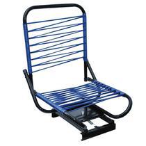 Cadeira Giratoria Para Barcos Fios Dobravel Instala Facil - Universal