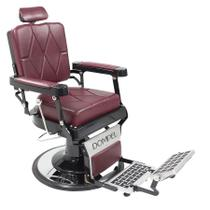 Cadeira Harley Premium Vermelha  Dompel -