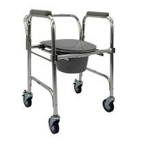 Cadeira Higienizacao Aluminio Dobravel Onix Praxis -