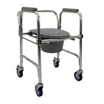 Cadeira Higienização Aluminio Dobravel Onix Praxis -
