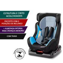 Cadeira Infantil Automotiva Size4me 0 a 25 Kg Azul - Weego