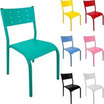 Cadeira Infantil Escolar Safira para Crianças de 2 a 6 anos - Genus Móveis