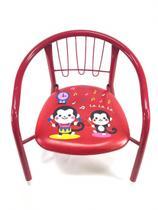 Cadeira infantil metalica reforcada - Dasshaus