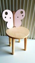 Cadeira infantil modelo borboleta - Store Kids