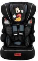 Cadeira infantil para carro Team Tex Disney Beline Luxe Mickey Mouse vite - Fi