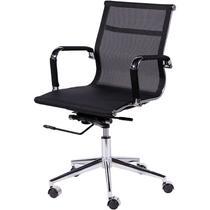Cadeira Office Eames Tela Baixa Giratória OR-3303  Or Design -