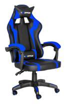 Cadeira office gamer - hds - azul - Gran Bazar Cadeiras
