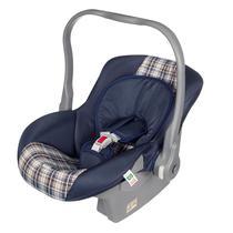 2f2c8bc4e558f Cadeira para Auto 0 a 13kgs Bebê Conforto Nino Azul Marinho New Tutti Baby
