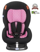 Cadeira para Auto 9 a 25kgs Pink Bolinha Protek Baby -