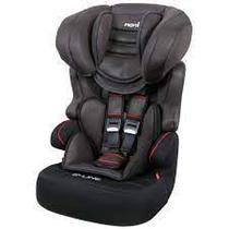 Cadeira Para Auto 9 A 36Kg Nania Beline Luxe Noir Cinza - TEAM TEX