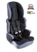 Cadeira para Auto 9 a 36kgs Racing Tean Faixa Grafite Protek Baby -