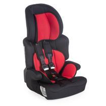 Cadeira para Auto 9 a 36kgs Racing Tean Vermelha com Preto Protek Baby -