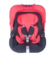 Cadeira para Auto Angelo Preto/Vermelho DRC 29.186-66 - Styll -