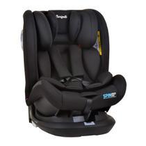 Cadeira para Auto Burigotto Spin Fix 5 Posições (0 a 36kg)  Black -