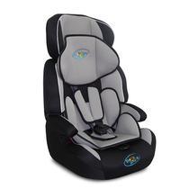 Cadeira para auto cometa 9 a 36kg preta e cinza - baby style- ref. 51515 -