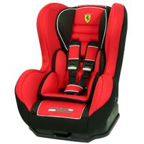 Cadeira Para Auto - De 0 a 25 Kg - Cosmo SP - Ferrari Red - Team Tex -