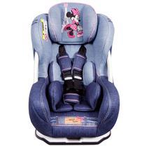 Cadeira Para Auto - De 0 a 25 Kg - Disney - Eris - Minnie - Denim - Team Tex -