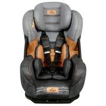 Cadeira Para Auto - De 0 a 25 Kg - Eris - Denim Gris - Team Tex -