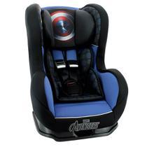 Cadeira Para Auto - De 0 a 25 Kg - Primo - Disney - Marvel - Capitão América - Team Tex -