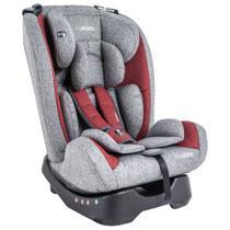Cadeira Para Auto - De 09 a 36 Kg - Grow - Vinho e Cinza - Kiddo -