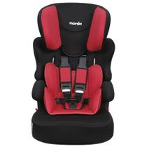 Cadeira Para Auto - De 9 a 36 Kg - Nania - Kalle - Accès - Rouge - Team Tex -