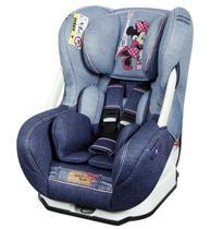 Cadeira Para Auto Disney Eris Denim Minnie Mouse - Team Tex -