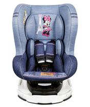 Cadeira Para Auto Disney Revo Denim Minnie Mouse - Teamtex -