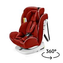 Cadeira Para Auto Easy 360 Isofix Vermelha 0 a 36Kg Fisher Price - Fisher-price