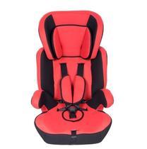 Cadeira para Auto G1/G2/G3 Preta/Vermelha DRC 29.294-66-Styll -