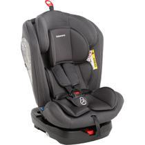 Cadeira para Auto Galzerano Lina - com Sistema Isofix - Grafite - Grupos 0+, 1, 2 e 3: 0 a 36 Kg -