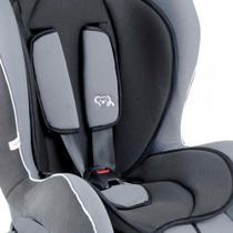 Cadeira para Auto Kiddo Comfy Reclinável  - 2 Posições para Crianças até 25kg Cor Cinza+Preto -