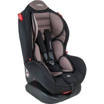 Cadeira para Auto Kiddo Max Plus - Preto/Marrom - Grupos 0+, 1 e 2:  0 a 25 Kg -