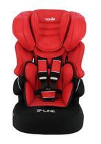 Cadeira Para Auto Nania Beline Luxe Rouge - Teamtex -