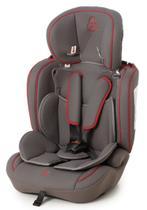 Cadeira Para Auto Ravi Grafite Vermelho - Galzerano -