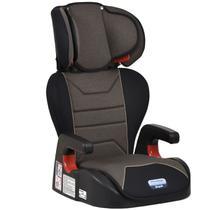 Cadeira Para Auto Reclinável 15 A 36 Kg Ajustavel Cadeirinha Bebê Infantil Protege Mesclado Burigotto Bege -