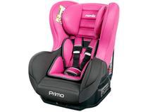 Cadeira para Auto Reclinável Nania 4 Posições - Primo Luxe Framboise para Crianças até 25kg