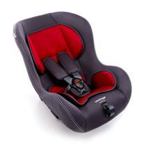 Cadeira Para Auto Status - Cinza e Vermelho - Voyage -