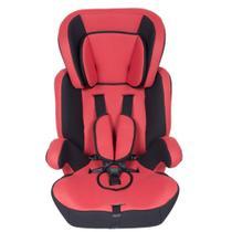 Cadeira para auto Styll Baby Preto c/ Vermelho - 9 a 36kg -