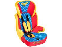 Cadeira para Auto Styll Mulher Maravilha - Altura Regulável para Crianças de 9kg até 36kg