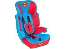 Cadeira para Auto Styll Super Homem - Altura Regulável para Crianças de 9kg até 36kg