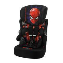 Cadeira Para Auto Team Tex Homem Aranha Kalle De 9 A 36Kg Preto -