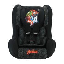 Cadeira Para Auto Team Tex Luxe Avengers Trio 0 A 25Kg Preto -