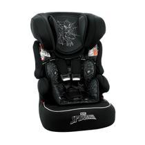 Cadeira Para Auto Team Tex Luxe Homem Aranha Beline De 9 A 36Kg Preto -