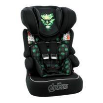 Cadeira Para Auto Team Tex Luxe Hulk Beline De 9 A 36Kg Preto -