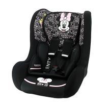Cadeira Para Auto Team Tex Luxe Minnie Mouse Typo Trio 0 A 25Kg Preto -