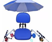 Cadeira para Barco Almofadada Completa - Gear