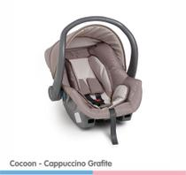 Cadeira para Carro Cocoon  Cappuccino Grafite Galzerano -